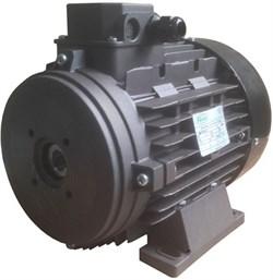 Мотор H132 S HP 10 4P MA AC KW 7.5 4P - фото 12078