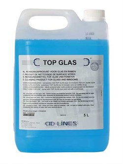 Kenotek Top Glas Средство для очистки стекол, зеркал, пластика и хрома, 5 л - фото 12201