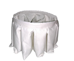 Фильтр синтепоновый для пылесосов Soteco V640M (мешок без каркаса), 07021 - фото 12339