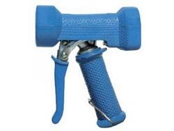 Пистолет низкого давления, 24bar, 100l/min, 50°C, 1/2внут-1/2внут, латунь - фото 15244