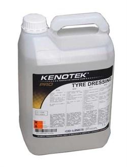 Kenotek TYRE DRESSING Средство для чернения резины, 5 л - фото 15404