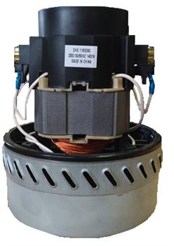 CHG 11ME 06 C Турбина (1200W) - Универсальная для пылесосов Soteco (Китай) - фото 15652