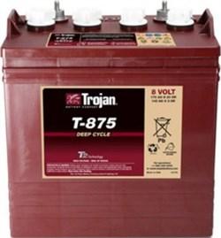 Trojan T875 - Тяговый аккумулятор - фото 16397