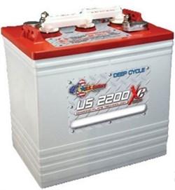 US 2200 XC2 U.S. Battery - Тяговый аккумулятор - фото 16407
