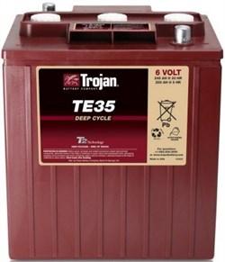 Trojan TE35 - Тяговый аккумулятор - фото 16415