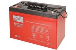 Zenith ZL120185 Тяговая АКБ (12 В, 105 Ач/20ч) - фото 16505