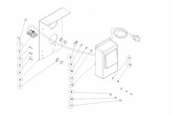 Ghibli Встраиваемое зарядное устройство - фото 16522