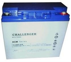 CHALLENGER A12HR-80W - Аккумуляторная батарея - фото 16600