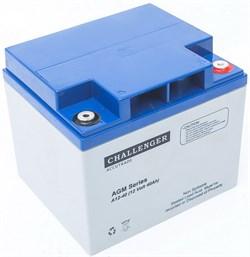 CHALLENGER A12-40 - Аккумуляторная батарея - фото 16601
