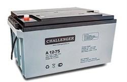 CHALLENGER A12-75 - Аккумуляторная батарея - фото 16605
