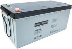CHALLENGER A12-200 - Аккумуляторная батарея - фото 16609