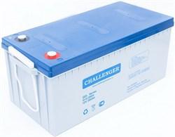 CHALLENGER G12-200H - Аккумуляторная батарея, GEL - фото 16613