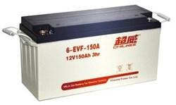 Chilwee 6-EVF-150A - Тяговый аккумулятор, GEL - фото 16634