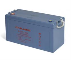 Chilwee 6-EVF-120 - тяговый гелевый аккумулятор - фото 16642