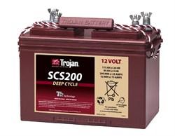 Trojan SCS200 - Аккумулятор для лодочных моторов - фото 16659
