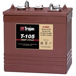 Trojan T105 - Тяговый аккумулятор - фото 16665