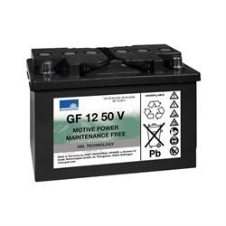 Sonnenschein GF 12 050 V - тяговый  гелевый аккумулятор - фото 16669