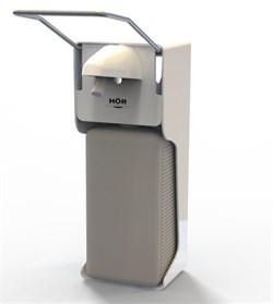 HOR-D 004A - локтевой дозатор для антисептика/мыла - фото 16888
