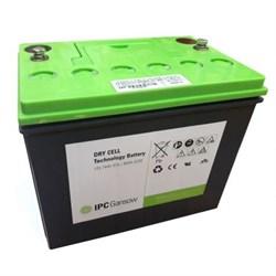 IPC Gansow Аккумуляторная батарея 12V 74 Ач для CT 30 - фото 16892