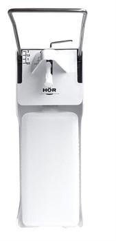 HOR-D 004R - локтевой дозатор для антисептика/мыла c регулировкой дозирования - фото 17106