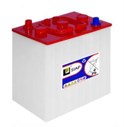 Siap 3 PT 190 - тяговый аккумулятор c жидким электролитом - фото 17111