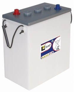 Siap 3 PT 290 - тяговый аккумулятор c жидким электролитом - фото 17112