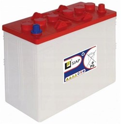 SIAP 6 PT 110 - тяговый аккумулятор c жидким электролитом - фото 17114