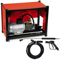 Portotecnica ML CMP 2860 T (на раме) - Стационарный аппарат высокого давления - фото 7173
