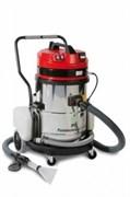 Portotecnica PLUS 1 W 2 60 S GA - Моющий пылесос