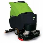 Самоходная машина для больщих площадей IPC Gansow CT 70 BT 70