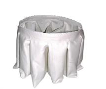 Фильтр синтепоновый для пылесосов Soteco V640M (мешок без каркаса), 07021