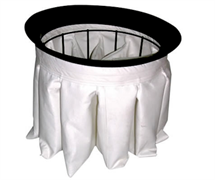 Фильтр-корзина в сборе для пылесосов Soteco V640M (07022)