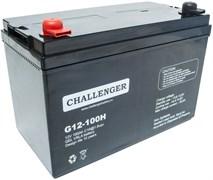 CHALLENGER G12-100H - Аккумуляторная батарея, GEL