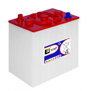 Siap 3 PT 190 - тяговый аккумулятор c жидким электролитом